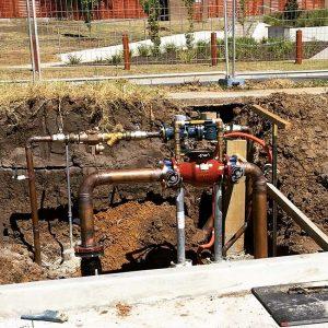 Burst and Leaking Pipe Repair